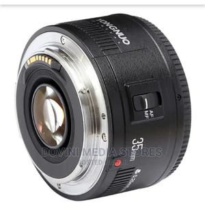 YN 35mm Wide Angle Prime Lens for Canon | Accessories & Supplies for Electronics for sale in Rivers State, Port-Harcourt