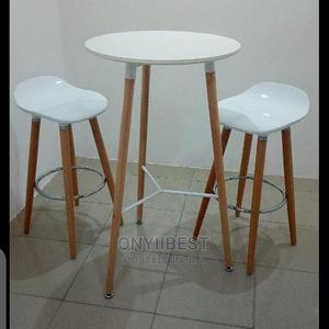 Good Quality Bar Table and Stool | Furniture for sale in Lagos State, Agboyi/Ketu