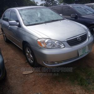Toyota Corolla 2005 LE Silver | Cars for sale in Abuja (FCT) State, Gudu