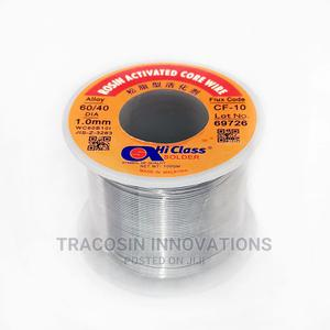 Soldering Lead Rosin Activated Core Wire 1.0mm | Accessories & Supplies for Electronics for sale in Lagos State, Yaba