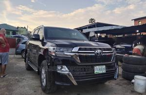 Toyota Land Cruiser 2009 5.7 V8 Black | Cars for sale in Lagos State, Ikeja
