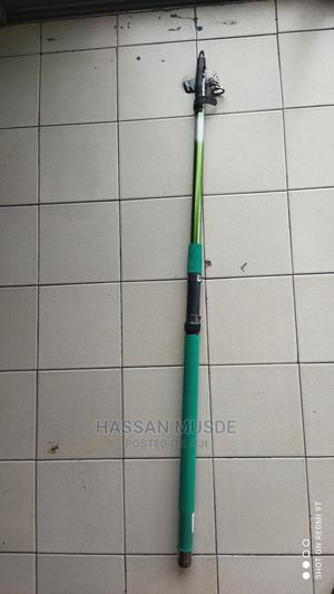3.50 Metre Surf Fishing Rod and Reel   Camping Gear for sale in Lagos State, Ikoyi