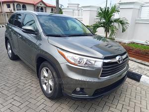 Toyota Highlander 2017 Gray | Cars for sale in Lagos State, Amuwo-Odofin