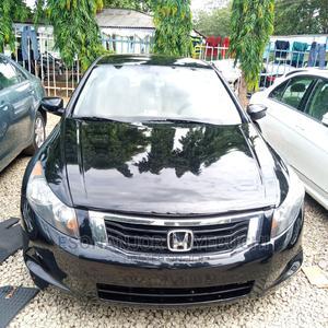 Honda Accord 2009 Coupe 2.4 EX Black | Cars for sale in Abuja (FCT) State, Garki 2
