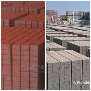 Paving Stones 6cm/8cm Different Colours | Other Repair & Construction Items for sale in Lagos State, Lekki
