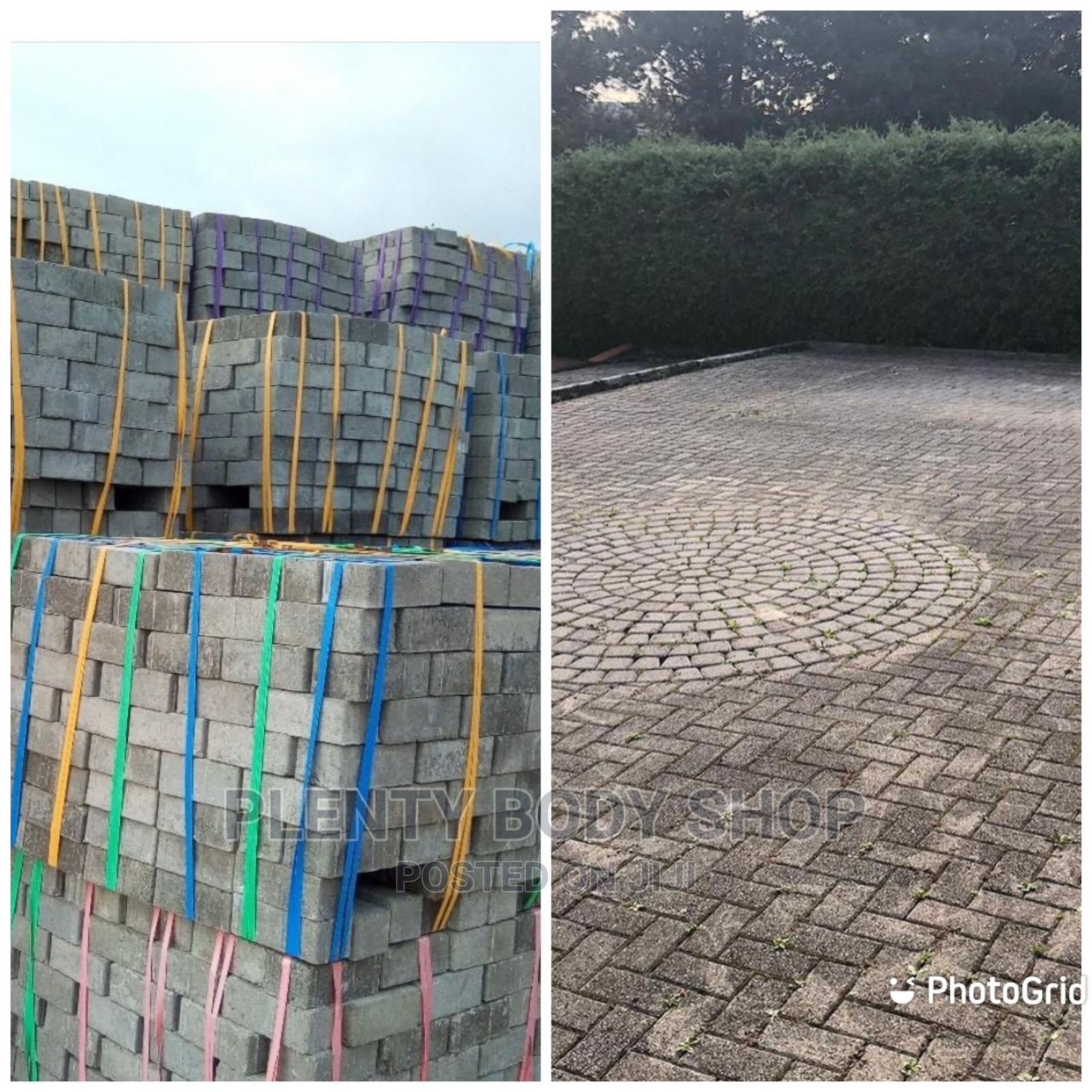 Paving Stone for Road and Compound Available