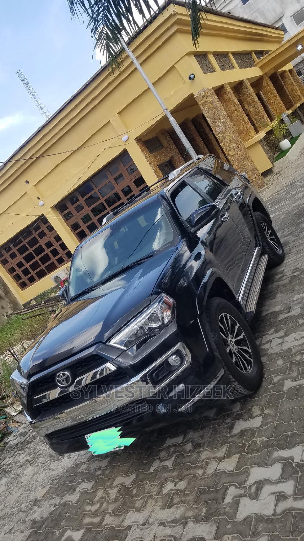 Toyota 4-Runner 2016 Black | Cars for sale in Ajah, Lagos State, Nigeria
