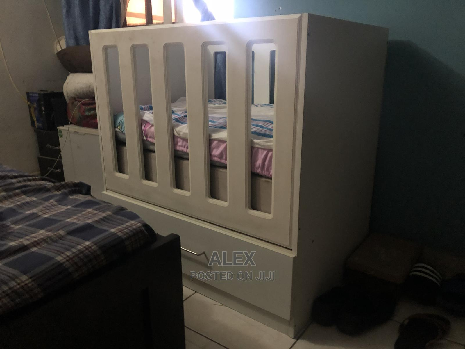 Archive: Baby Cot/Bed