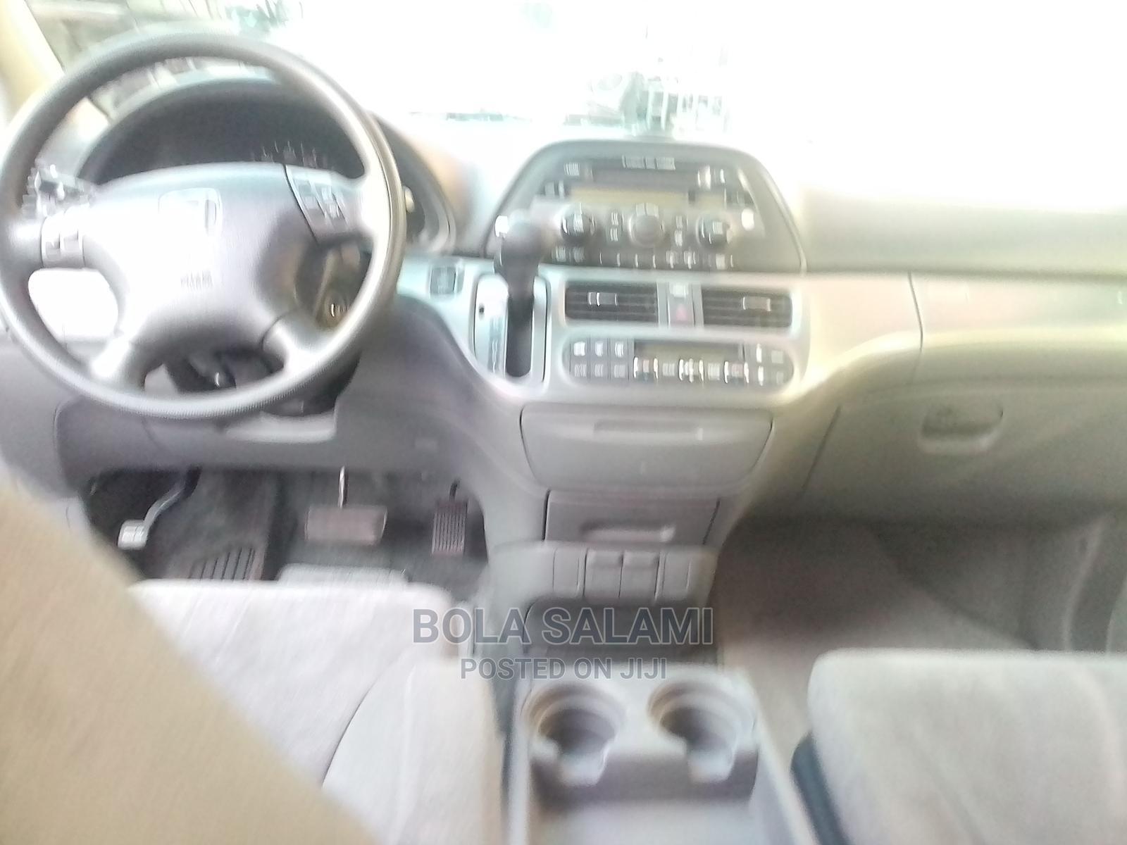 Archive: Honda Odyssey 2006 EX Gray