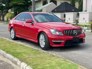 Mercedes-Benz C300 2010 Red | Cars for sale in Abuja (FCT) State, Gwarinpa