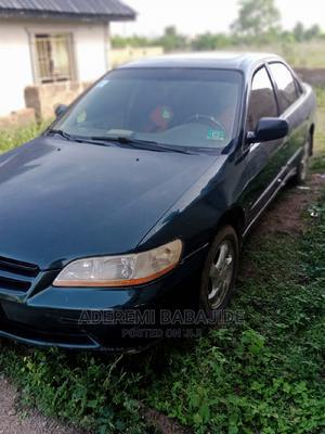 Honda Accord 2000 Coupe Green   Cars for sale in Osun State, Osogbo