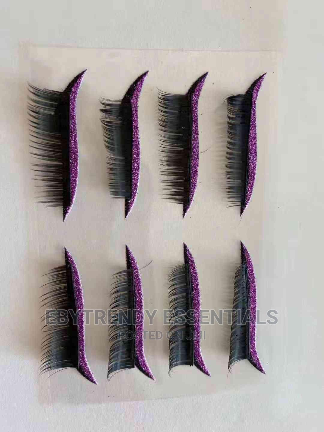 Eyeliner And Eyelash Stickers   Makeup for sale in Awka, Anambra State, Nigeria