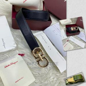 High Quality SALVATORE FERRAGAMO Leather Available for Sale | Clothing Accessories for sale in Lagos State, Magodo