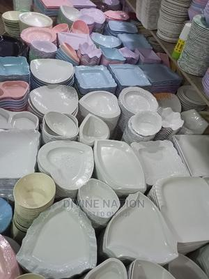 Unbreakable Plate and Bowl | Kitchen & Dining for sale in Lagos State, Lagos Island (Eko)