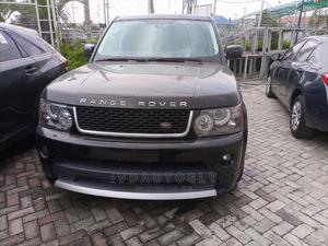 Land Rover Range Rover Sport 2013 Black   Cars for sale in Lagos State, Ajah