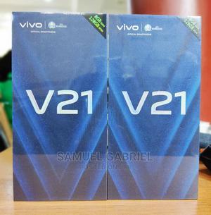 New Vivo V21 128 GB Black | Mobile Phones for sale in Ondo State, Akure