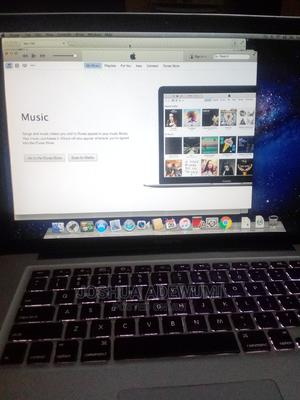 Laptop Apple MacBook Pro 4GB Intel Core I7 HDD 250GB   Laptops & Computers for sale in Lagos State, Ojo