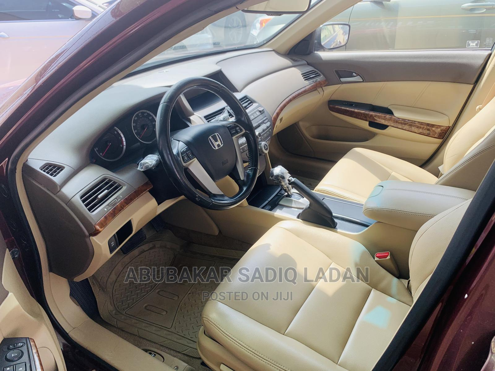 Archive: Honda Accord 2008 Other
