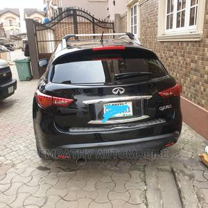 Infiniti QX70 2014 Black   Cars for sale in Lagos State, Magodo