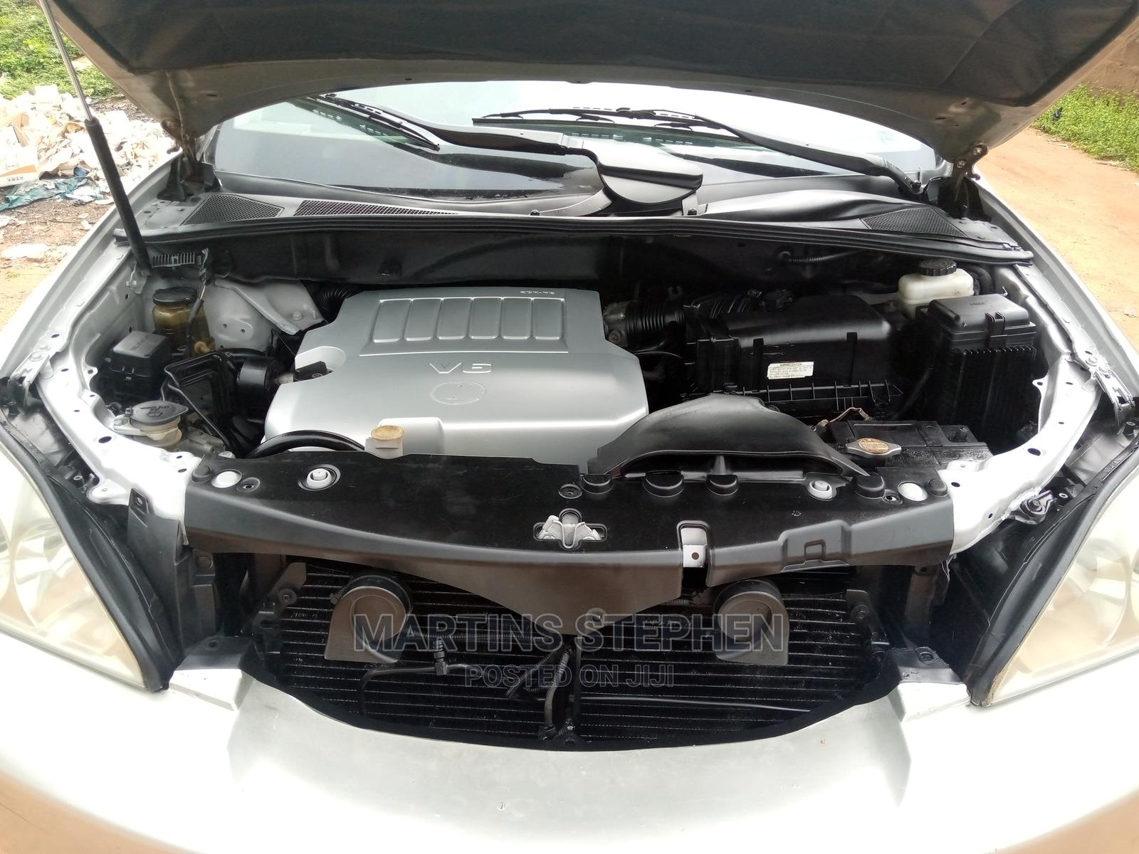 Archive: Lexus RX 2008 350 Gold