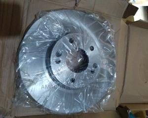Front Brake Disc Hyundai and Kia Sportage Ix35 Optima | Vehicle Parts & Accessories for sale in Lagos State, Mushin