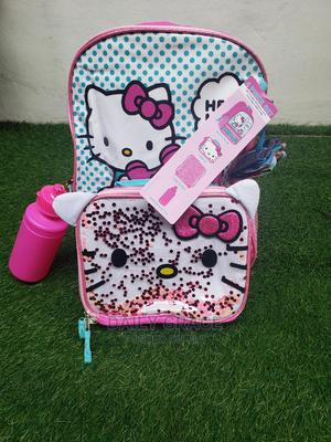 Hello Kitty 4 In 1 School/Backpack   Bags for sale in Lagos State, Ikeja