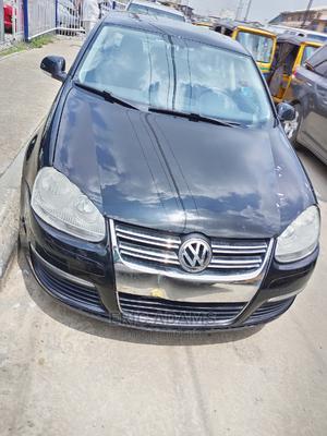 Volkswagen Jetta 2009 2.5 S Black   Cars for sale in Lagos State, Amuwo-Odofin