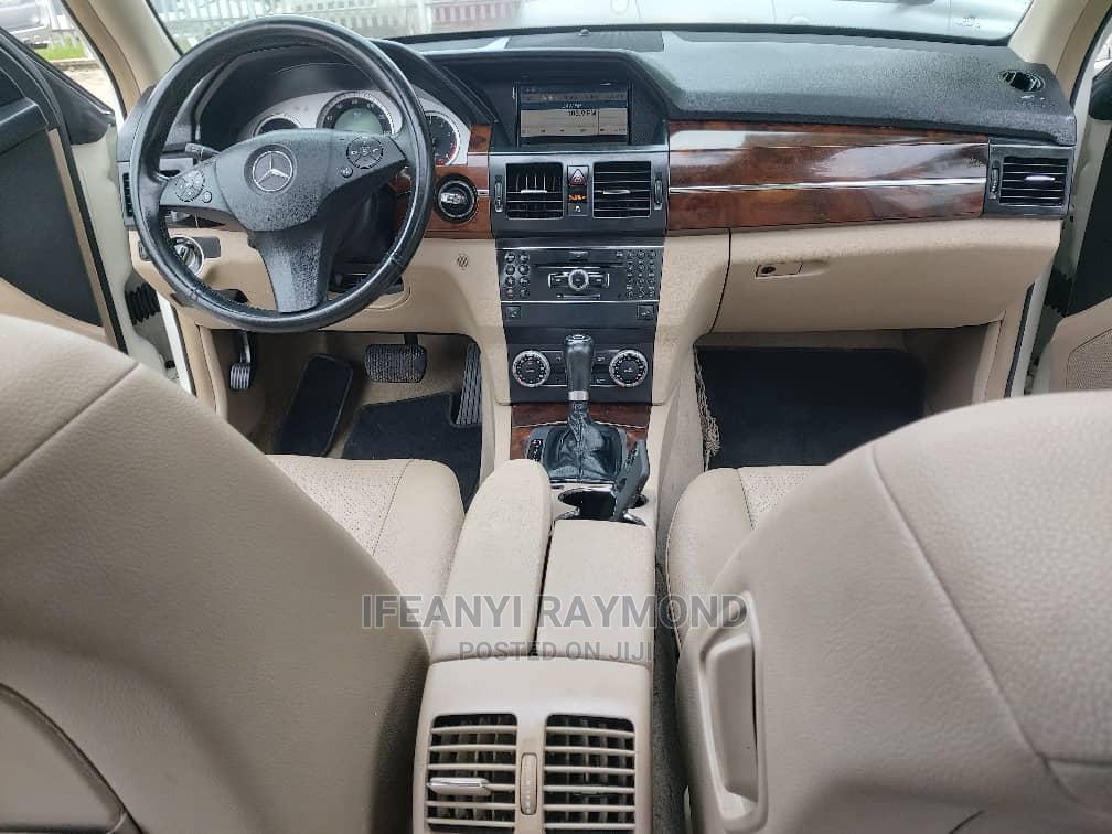 Mercedes-Benz GLK-Class 2011 350 White   Cars for sale in Amuwo-Odofin, Lagos State, Nigeria