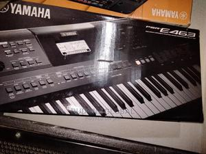 Psr E463 Yamaha Keyboard | Musical Instruments & Gear for sale in Lagos State, Ojo