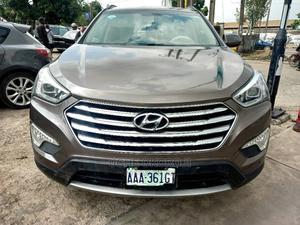Hyundai Santa Fe 2015 Brown   Cars for sale in Lagos State, Ikeja