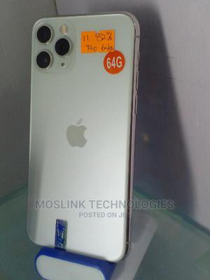 Apple iPhone 11 Pro 64 GB White | Mobile Phones for sale in Lagos State, Ikeja
