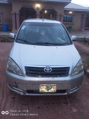 Toyota Avensis 2006 Verso 2.0 D-4d Silver | Cars for sale in Abuja (FCT) State, Gwarinpa