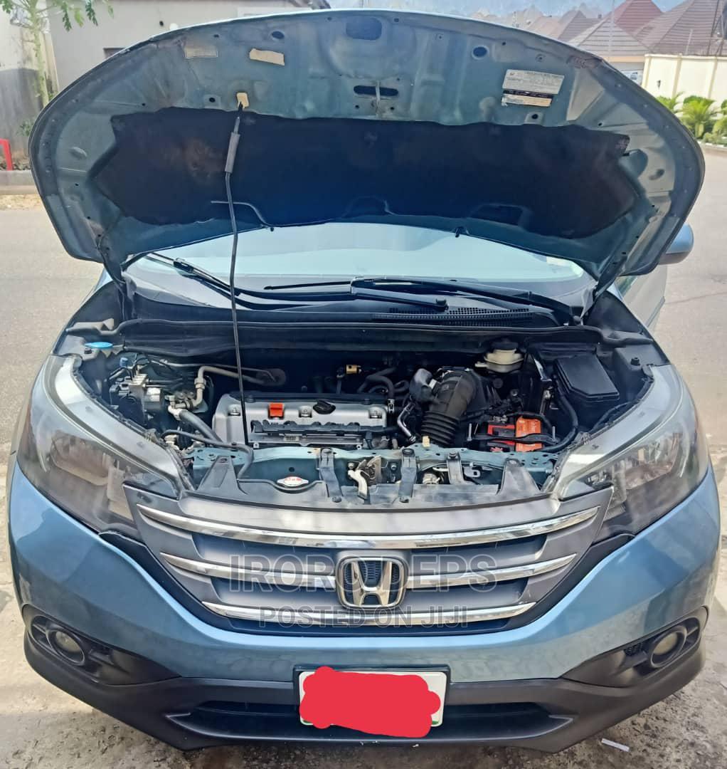 Archive: Honda CR-V 2014 Blue