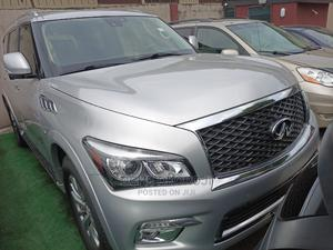 Infiniti QX80 2016 Silver   Cars for sale in Lagos State, Ikeja