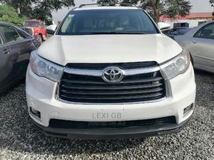 Toyota Highlander 2015 White | Cars for sale in Abuja (FCT) State, Gwarinpa