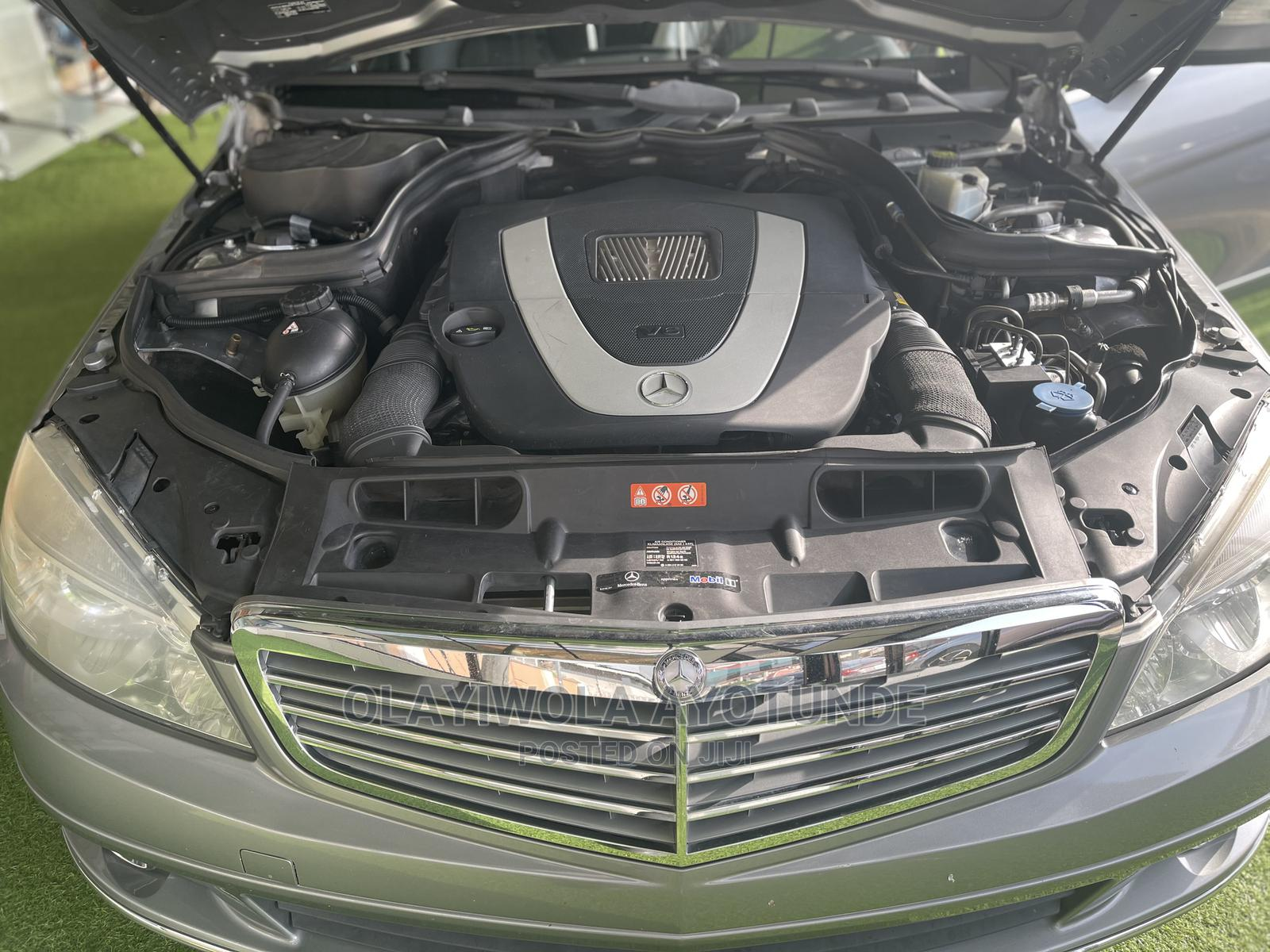 Mercedes-Benz C300 2009 Gray   Cars for sale in Central Business District, Abuja (FCT) State, Nigeria