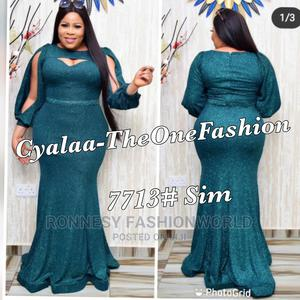 Classic Female Quality Dinner Long Gown | Clothing for sale in Lagos State, Ikeja