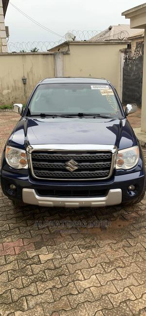 Suzuki Equator 2010 Crew Cab Sport 4x4 Blue | Cars for sale in Lagos State, Ikotun/Igando