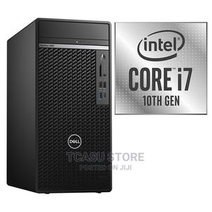 New Desktop Computer Dell OptiPlex 7070 8GB Intel Core I7 HDD 1T   Laptops & Computers for sale in Lagos State, Ikeja