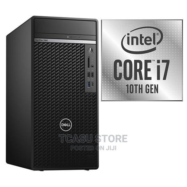 New Desktop Computer Dell OptiPlex 7070 8GB Intel Core I7 HDD 1T