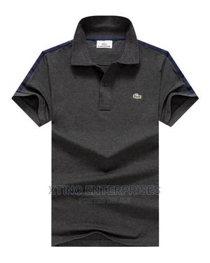Original Lacoste Polo T Shirt   Clothing for sale in Lagos State, Surulere