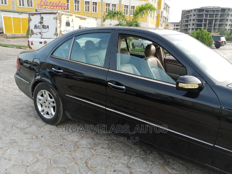 Archive: Mercedes-Benz E320 2004 Black