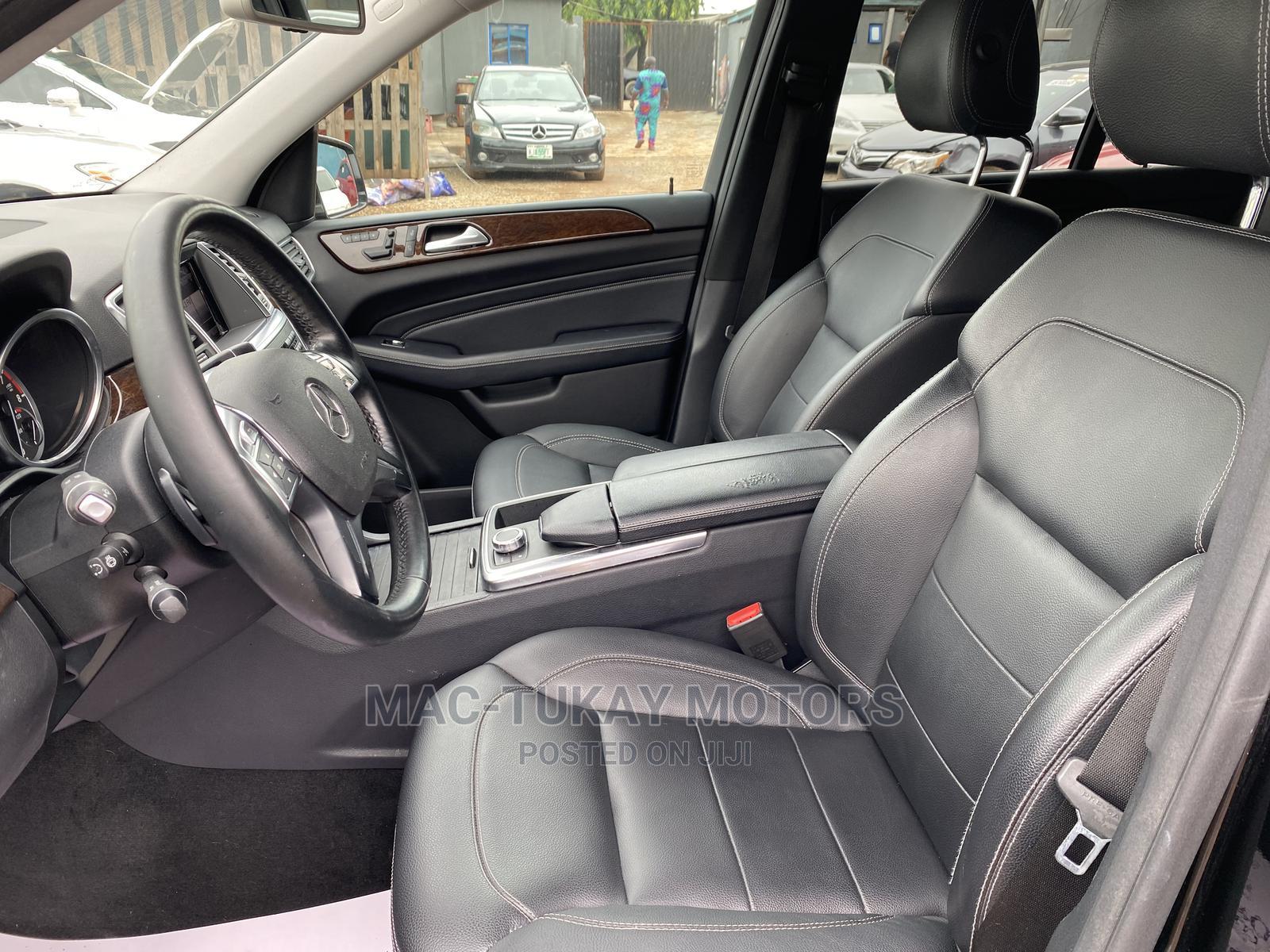Mercedes-Benz M Class 2012 Black | Cars for sale in Ikeja, Lagos State, Nigeria