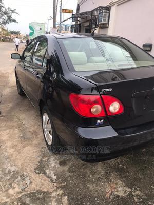 Toyota Corolla 2007 LE Black   Cars for sale in Lagos State, Oshodi