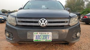 Volkswagen Tiguan 2012 2.0 TDI 4Motion Black   Cars for sale in Abuja (FCT) State, Central Business District