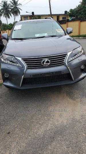 Lexus RX 2012 350 FWD Gray | Cars for sale in Lagos State, Ikeja