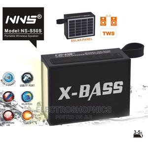 Nns - S50S X-Bass Bluetooth Speaker | Accessories for Mobile Phones & Tablets for sale in Anambra State, Awka