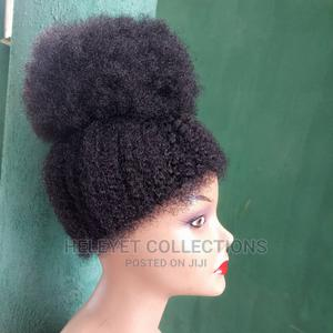 Adult Afro Kinky Wig   Hair Beauty for sale in Lagos State, Kosofe
