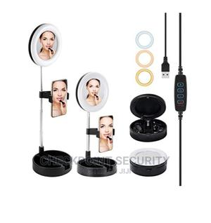 Desktop Dimmable Stretchable Ring Light | Accessories & Supplies for Electronics for sale in Lagos State, Ikeja