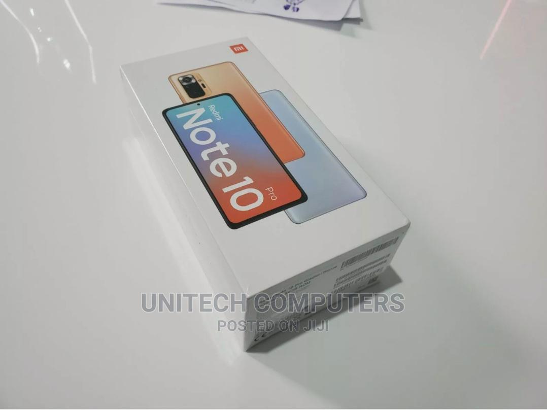 New Xiaomi Redmi Note 10 Pro 128 GB Blue